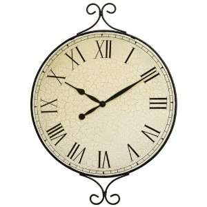 Kassel Decorative Metal Framed Wall Clock With Quartz