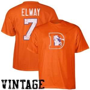 John Elway Denver Broncos NFL Player T Shirt Sports & Outdoors