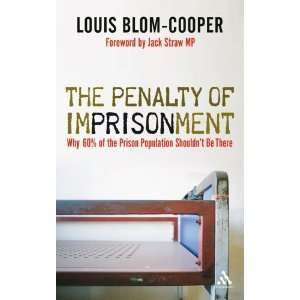 Penalty of Imprisonment: Why 60% of the Prison Population