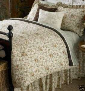Ralph Lauren COLE BROOK 9P Queen Comforter Set