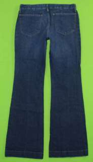 Mossimo sz 8 x 31 Stretch Womens blue Jeans Denim Pants FL35
