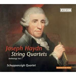 Vol. 1 Haydn String Quartets Schuppanzigh Quartet Music