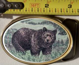 items in Barlow Designs Scrimshaw Belt Buckle Men OJs Gifts Knives