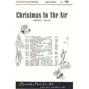 We Wish You a Merry Christmas (Christmas in the Air Choral