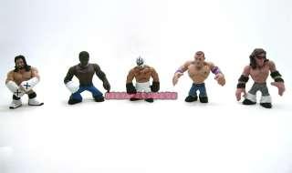WWE Rumbler Rey Mysterio John Cena John Morrsion R Truth CM Punk Loose