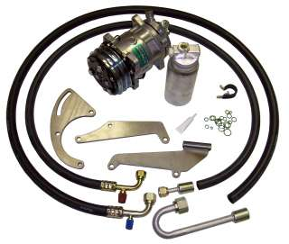 1971 Chevy Pickup Truck AC COMPRESSOR UPGRDE KIT 71 A/C
