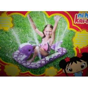 Kai Lan Dragon Boat Raft Splash/Dragon Raft Splash Toys & Games