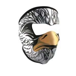 Neoprene Eagle Design Full Face Mask