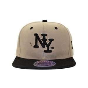 Brooklyn Snapback Flat Bill Hat