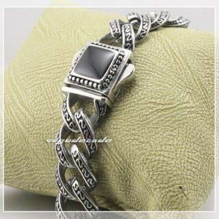 10.8 Gothic & Rock 316L Stainless Steel Men`s Bracelet 5E014