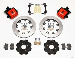 Front & Rear Disc Brake Kit Wilwood 140 6163 R