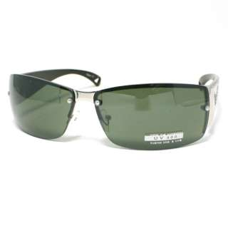 fbe20ed7b0 ... CLASSIC Designer Fashion Sunglasses Men Rimless Rectangular Lens  NEW  Versace ...