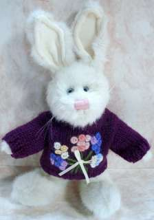 BOYDS BEARS Hattie Hopsalot PLUSH Easter BUNNY 5240101