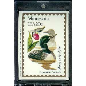 Bon Air Minnesota Stamp Replica Trading Card #23