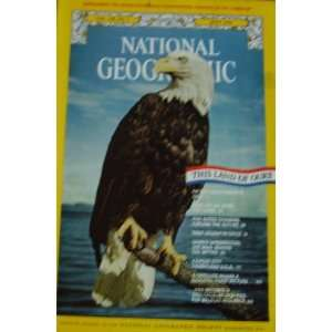 National Geographic Magazine July 1976 This Land of Ours