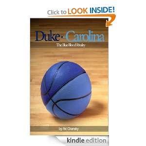 Duke   Carolina Art Chansky  Kindle Store