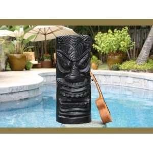 Big Kahuna Tiki Bar W 3 Stools Outdoor Tiki Bar Surf Style