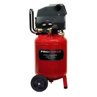 Powermate Proforce 10 Gallon Oil Free Vertical Air Compressor Tools