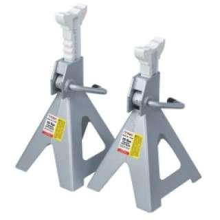 OTC 1784C 12 Ton Ratchet Style Jack Stands   Pair Tools