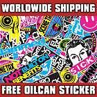 18x sticker bombing stickers euro jdm OLD SKOOL BOMB