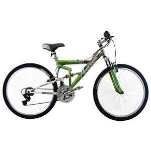 26 Mongoose Tactic Womens Mountain Bike