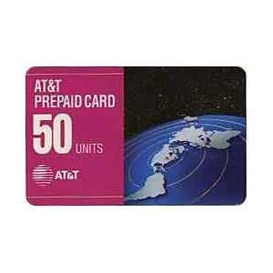 Collectible Phone Card 50u 1993 PrePaid Card (Expired