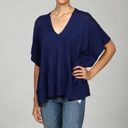 Cable & Gauge Womens Blueprint V neck Top Today $16.99