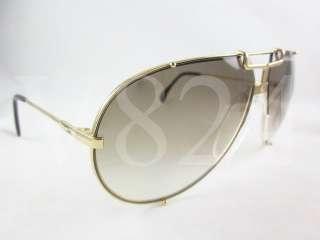 CAZAL Vintage LEGEND 901 97 Sunglasses GOLD 2 Set Lens 901 C97