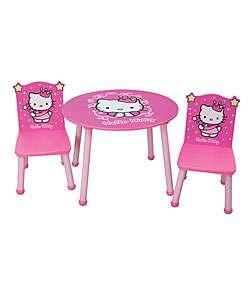 Hello Kitty Princess Table and Chair Set
