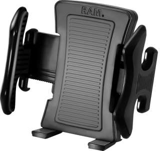 RAM HOL UN5U Universal Spring Loaded Cell Phone Clamping Cradle Holder