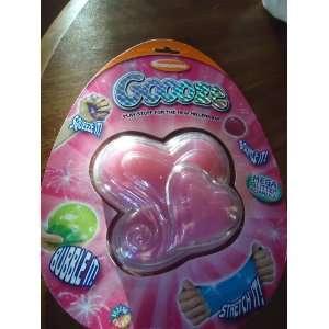 Nickelodeon GOOOZE   Pink Glitter in heart mold   play