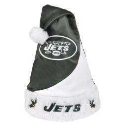 New York Jets Polyester Santa Hat
