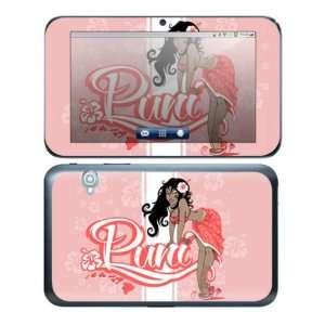 Dell Streak 7 Decal Sticker Skin   Puni Doll Pink