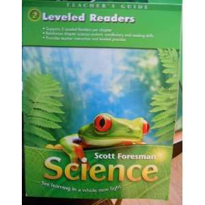 Leveled Readers Teachers Guide Grade 2 with 3 Readers