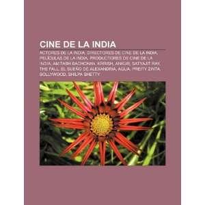 Cine de la India Actores de la India, Directores de cine de la India