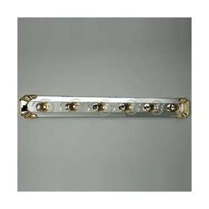 Chrome/Polished Brass Bathroom Vanity Fixture
