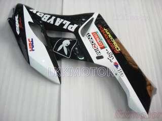 HONDA FAIRING KIT CBR 1000 RR 04 05 CBR1000RR Fireblade ABS Play Boy