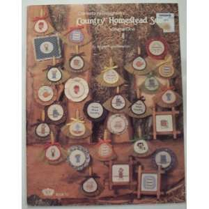Country Homestead Series Vol. 1 Stitching Craft Book