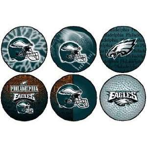 Philadelphia Eagles 6 Button Set *SALE*