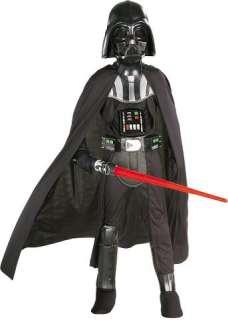 DARTH VADER Deluxe Star Wars Costume LightSaber 8 10 Md