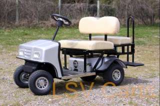 CRICKET ELECTRIC GOLF CART MOBILITY SCOOTER SW3 4 PASSENGER PORTABLE