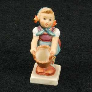Goebel, West Germany, Hummel Little Helper #73 Figurine 4 1/8
