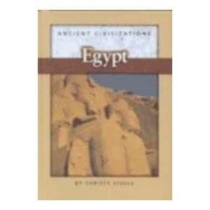 Egypt (Ancient Civilizations (Raintree Steck Vaughn