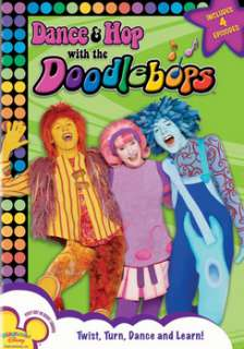 Dance & Hop With the Doodlebops (DVD)  Overstock