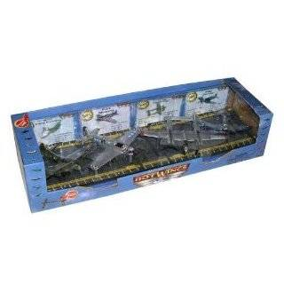 World War II Replica Fighter Air Planes  Set of six: Toys & Games