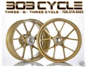 Marchesini Magnesium Wheel Set   Yamaha FZ1 06 10