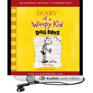 Dog days audible audio edition jeff kinney ramon de ocampo books
