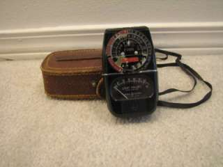 VTG General Electric GE Exposure Meter Light Values OLD