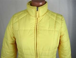 Athletic Works Sz S Womens Quilted Polyester Jacket Zip Front