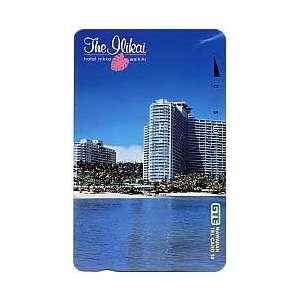 Phone Card 10u Ilikai Hotel (Verticle Format) Verticle GTE